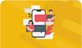 <p>SMS marketing will allow you to directly connect with your prospects throughout their buying process. Our automation will allow you a hands-off way to send messages directly to your prospects. Communicate while the lead is piping hot.</p>